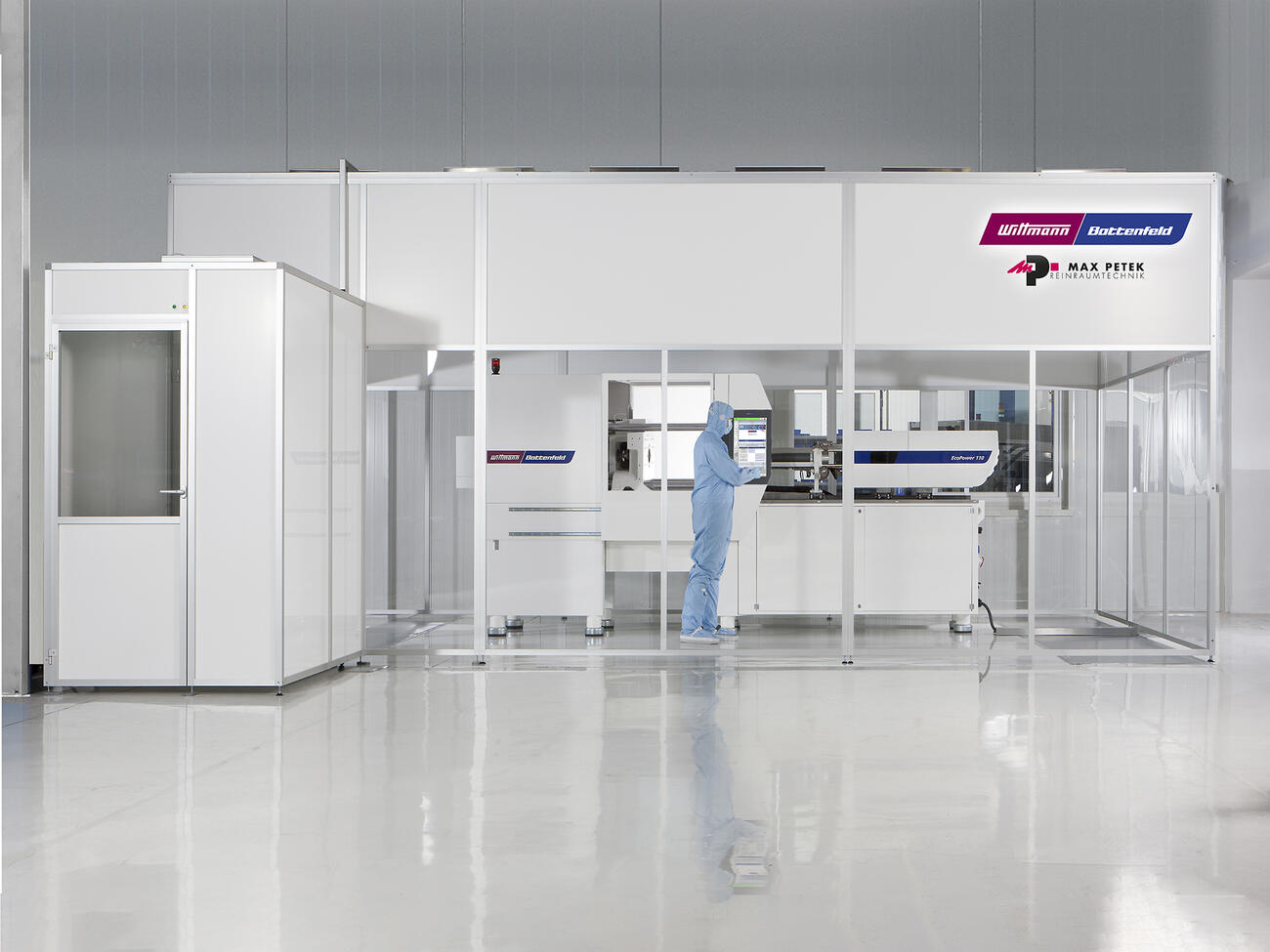 EcoPower 110 Cleanroom