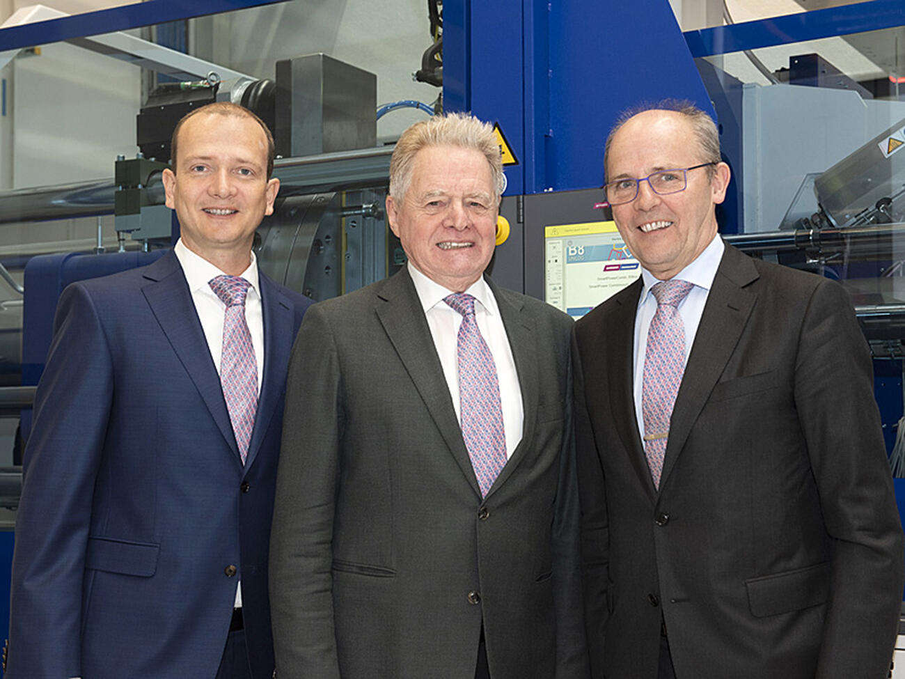 NEW CEO at WITTMANN BATTENFELD Kottingbrunn, AUT
